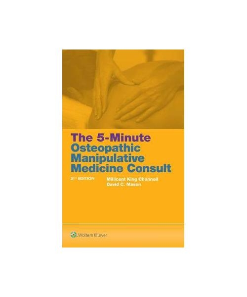 5-Minute Osteopathic Manipulative Medicine Consult 2nd edition