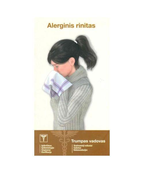 Alerginis rinitas. Trumpas vadovas