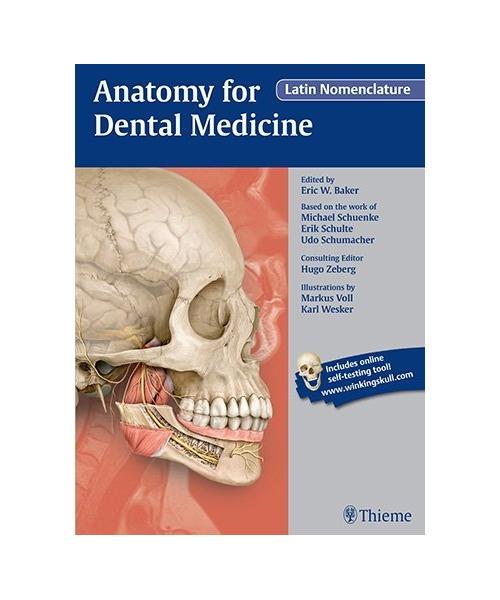 Anatomy for Dental Medicine, Latin Nomenclature