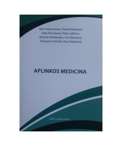 Aplinkos medicina.Mokomoji knyga.
