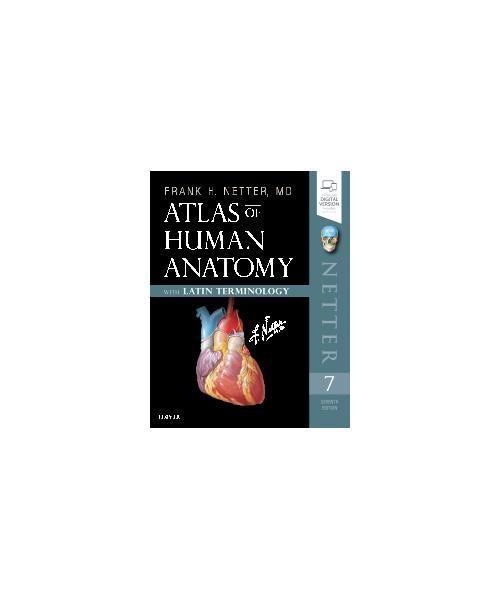 Atlas of Human Anatomy: Latin Terminology, 7th Edition