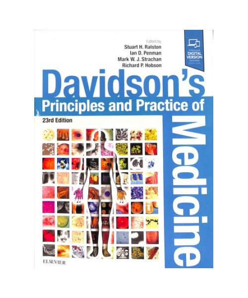 Davidson's Principles and Practice of Medicine 23rd Revised edition [Paperback / softback]