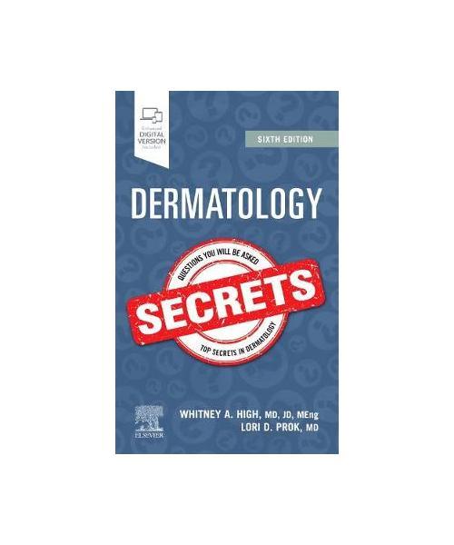 Dermatology Secrets 6th edition