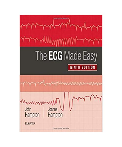 The ECG Made Easy, 9th Edition