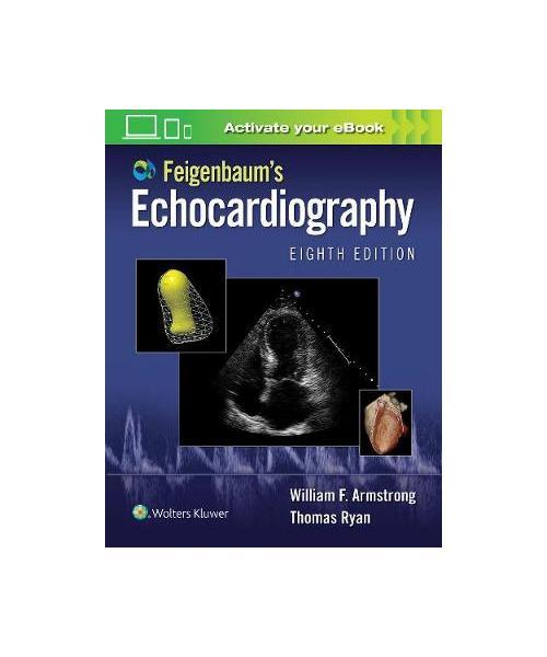 Feigenbaum's Echocardiography 8th edition