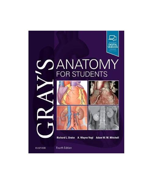 Gray's Anatomy for Students 4th Revised edition