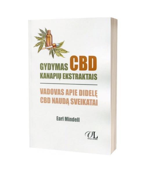 Gydymas kanapių CBD ekstraktais