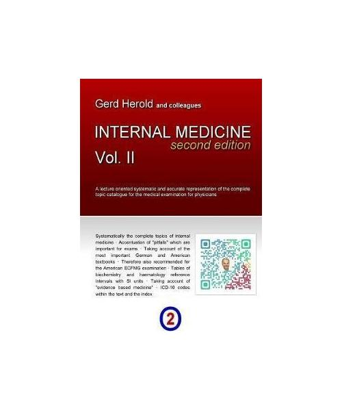 Herold's Internal Medicine (Second Edition) - Vol. 2