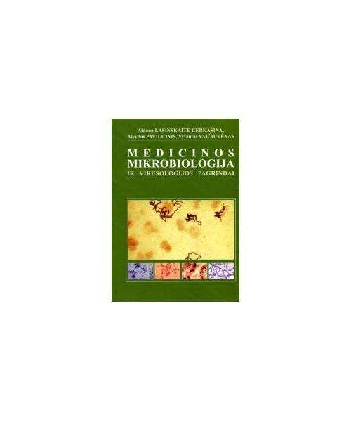 Medicinos mikrobiologija ir virusologijos pagrindai