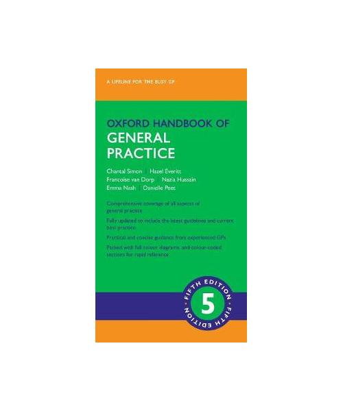 Oxford Handbook of General Practice 5th Revised edition