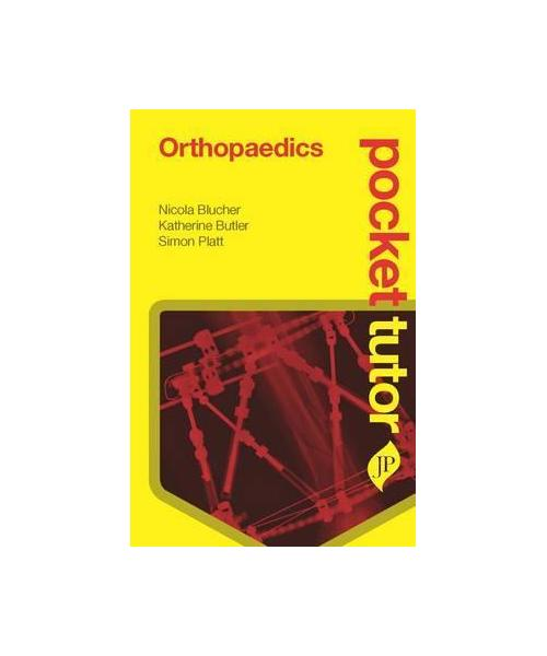 Pocket Tutor Orthopaedics
