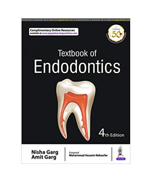 Textbook of Endodontics 4/e Edition