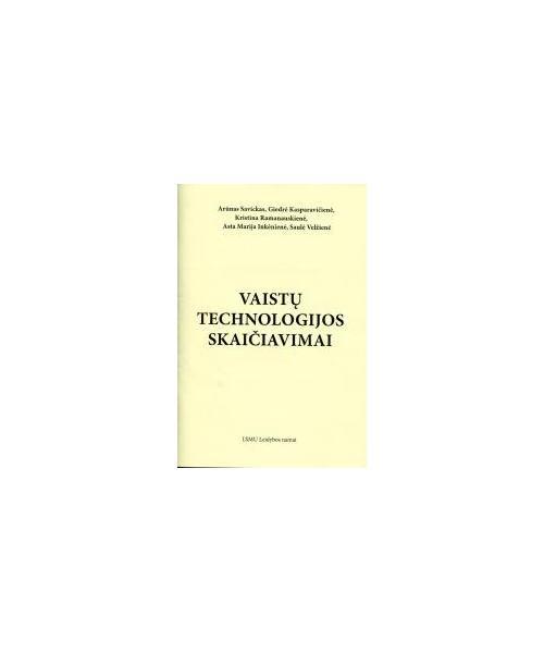 Vaistų technologijos skaičiavimai