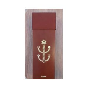 Patalpos kvapas suvenyrinėje dėžutėje su heraldika