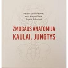 Žmogaus anatomija. Kaulai, jungtys. 3-iasis pataisytas ir papildytas leidimas.