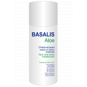 Basalis Aloe kremas 150 ml