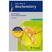 Color Atlas of Biochemistry,  3rd edition