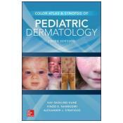 Color Atlas & Synopsis of Pediatric Dermatology, Third Edition: Third Edition 3rd edition