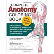 Complete Anatomy Coloring Book 2nd New edition