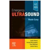 Emergency Ultrasound Made Easy 3rd Revised edition [Minkštas viršelis]