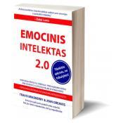 EMOCINIS INTELEKTAS 2.0: kiekviena knyga su unikaliu prisijungimo kodu prie išversto į lietuvių kalbą pasaulinio testo