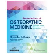 Foundations of Osteopathic Medicine: Philosophy, Science, Clinical Applications, and Research 4th edition