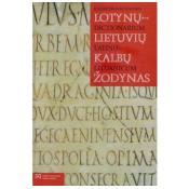Lotynų-lietuvių kalbų žodynas