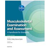 Musculoskeletal Examination and Assessment - Volume 1: A Handbook for Therapists 5th Revised edition