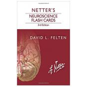 Netter's Neuroscience Flash Cards 3rd Edition