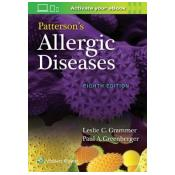 Patterson's Allergic Diseases 8th edition